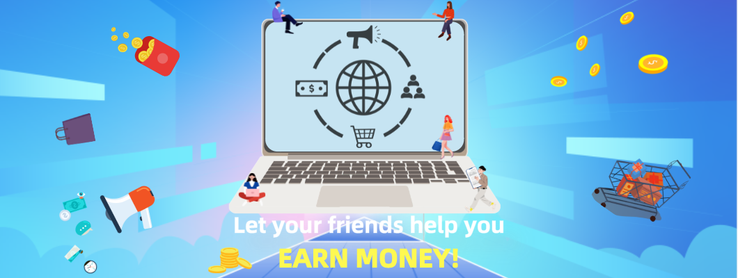 Share Products, Earn Commission!