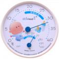 Hygrometer / temperature gauge